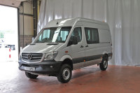 Mercedes-Benz Sprinter 316 CDI 4X4 CREW VAN AUTO HIGH SPEC