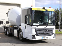 Mercedes-Benz Econic 2630L REAR STEER MIXER