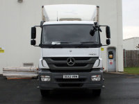 Mercedes-Benz Atego 2529L Box with Sleeper