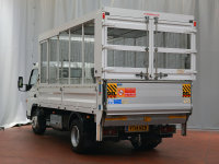 FUSO CANTER 7C15 Caged Tipper Day Cab