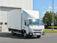 FUSO CANTER 7C15 Box Day Cab