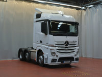 Mercedes-Benz Actros 2545LS StreamSpace 2.5m Level Floor