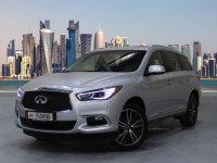 INFINITI QX60 QX60 (JX35) 3.5L V6 CVT PREM RR M/C (2016)