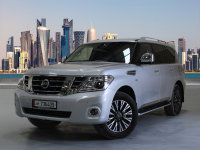 NISSAN Patrol PATROL WGN LE VK56 V8 7AT PLATINUM CITY (2016)
