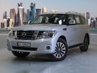 NISSAN Patrol PATROL WGN LE PLATINUM CITY VK56 V8 7AT (2017)