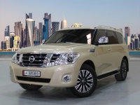 NISSAN Patrol PATROL WGN LE VK56 V8 7AT PLATINUM CITY (2015)