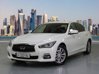 INFINITI Q50 Q50 2.0T PREMIUM WOODTRIM 7AT (2016)