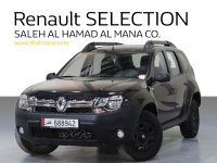 RENAULT DUSTER DUSTER PE 2L 4X2 A/T-(2016 MY)