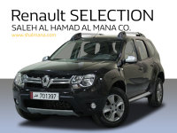 RENAULT DUSTER DUSTER LE 2L 4X2 A/T-(2016 MY)
