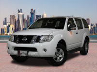 NISSAN Pathfinder PATHFINDER CLASSIC XE VQ40 4WD A/T P2 (2015)