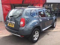 DACIA DUSTER 1.5 dCi 110 Laureate 5dr 4X4