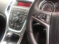 VAUXHALL ASTRA 1.6i 16V SRi 5dr Auto