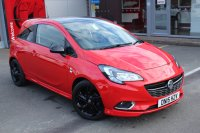 VAUXHALL CORSA 1.4 16V LIMITED EDITION, 3DRS, VXR STYLE PACK , INTELLINK SYSTEM, HEATED F/SCREEN, TOP SPEC CAR, 15 REG