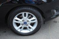 FORD FIESTA 1.0 TURBO, POWERSHIFT AUTO, ZETEC, 5DRS, ALLOY WHEELS, AIR CON, TOP SPEC CAR, 66 REG