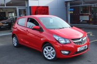 VAUXHALL VIVA 1.0 SE 5DRS, REMOTE LOCKING, E/WINDOWS, BLUE TOOTH, HEATED MIRRORS, CRUISE CONTROL, DELIVERY MILES,