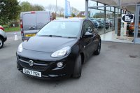 VAUXHALL ADAM 1.2 16V ENERGISED, ALLOY WHEELS, AIR CON, B/TOOTH, TINTED GLASS, FULL ELECTRICS, INTELLINK AUDIO TOUCH SCREEN, HIGH SPEC, DELIVERY MILES 67 REG