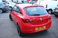 VAUXHALL CORSA 1.4 16V STING, 3DRS, ALLOY WHEELS, HEATED FRONT SCREEN, FULL ELECTRICS, DELIVERY MILES, 17 REG