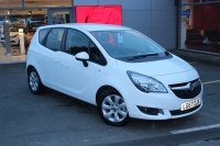 VAUXHALL MERIVA 1.4 16V LIFE , 5 FLEX DOORS, AIR CON, ALLOY WHEELS, BLUE TOOTH, FULL ELECTRICS, DELIVERY MILES, HUGE SAVING FROM NEW, AS NEW, 67 REG