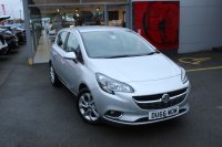 VAUXHALL CORSA 1.4 TURBO, SRI,  ECOFLEX S/S, 5DRS, ALLOY WHEELS, HEATED FRONT SCREEN, HEATED MIRRORS, INTELLINK TOUCH SCREEN AUDIO WITH BLUETOOTH, TOP SPEC CAR, 66 REG