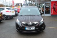 VAUXHALL ZAFIRA TOURER 1.4 16V TURBO, 140PS, SRI, 7 SEATER, SPORTS SEATS, ALLOY WHEELS, TOP SPEC CAR, 64 REG