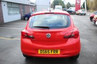 VAUXHALL CORSA 1.4 16V ENERGY, 3DRS, HEATED FRONT SCREEN, AIR CON, INTELLINK TOUCH SCREEN AUDIO, BLUETOOTH, TOP[ SPEC CAR, 65 REG
