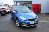 VAUXHALL MOKKA 1.7 CDTI, 130PS, EXCLUSIVE 5DRS, F/REAR PARK SENSORS, FULL ELECTRICS, ALLOY WHEELS, BLUETOOTH, 14 REG