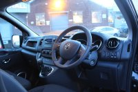 VAUXHALL VIVARO L2H1 2900 SPORTIVE CDTI BITURBO S/S, 125PS, LONG WHEEL BASE, AIR CON, ELECTRIC PACK, DELIVERY MILES,