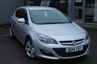 VAUXHALL ASTRA 1.4 TURBO, 140PS, SRI, 5DRS, ALLOY WHEELS, FULL ELECTRICS, 14 REG LOW MILES
