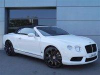 Bentley Continental GTC 4.0 V8 2Dr Auto Convertible