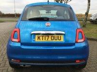 Fiat 500 1.2 Mirror Hatchback 3dr (start/stop)