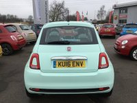 Fiat 500 1.2 Pop Star (s/s) 3dr