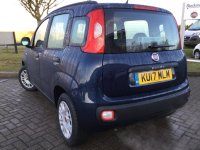 Fiat Panda 0.9 TwinAir Easy Dualogic 5dr (start/stop)