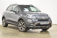 Fiat 500X 1.6 MultiJet Cross (s/s) 5dr