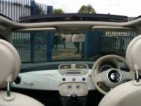 Fiat 500 1.2 Lounge 2dr (start/stop)