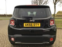 Jeep Renegade 1.4 MultiAir II Limited 5dr (start/stop)