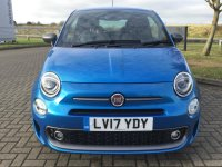 Fiat 500 1.2 S Hatchback Dualogic 3dr (start/stop)