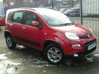 Fiat Panda 1.3 MultiJet 4x4 5dr