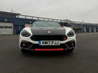 Abarth 124 1.4 Multiair Spider Roadster 2dr