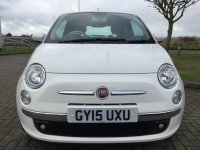 Fiat 500 1.2 Lounge Hatchback Dualogic 3dr (start/stop)
