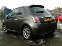 Fiat 500 1.2 GQ (s/s) 3dr