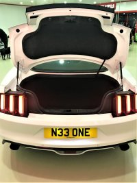 Ford MUSTANG Ecoboost Special Addition