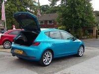 SEAT Leon FR Technology 1.4 125ps
