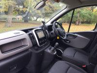 Renault Trafic SL27 SPORT NAV DCI 120