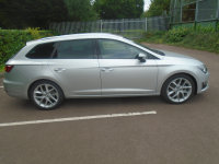 SEAT Leon 1.8TSi 180ps FR Technology Sport Tourer