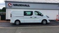 VAUXHALL VIVARO L2  2900 1.6CDTI BiTurbo 125PS Sportive H1 D/Cab