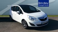 VAUXHALL MERIVA 1.4T 16V Exclusiv Limited Edition 5dr