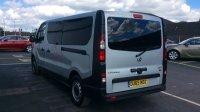 VAUXHALL VIVARO L2  2900 1.6CDTI 115PS H1 Combi 9 Seat
