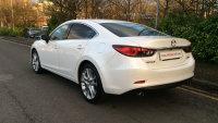 Mazda Mazda6 2.2d [175] Sport Nav 4dr