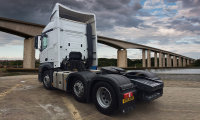 Mercedes-Benz Actros 2545LS StreamSpace Sleeper Euro 6