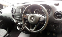 Mercedes-Benz Vito 114cdi LWB Long 2015MY Tourer PRO BlueTEC White Mini Bus